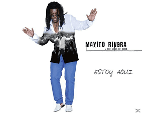 Mayito & The Sons Of Cuba Rivera - Estoy Aqui - (CD)