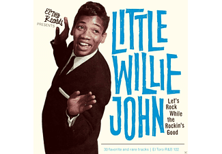 Little Willie John - Let's Rock While The Rockin's Good [CD]