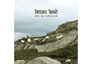 Demon Head - Ride The Wilderness - (LP + Download)
