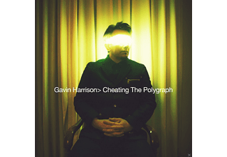 Gavin Harrison - Cheating The Polygraph - (CD + DVD)
