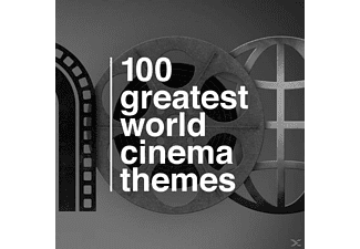 VARIOUS - 100 Greatest World Cinema Themes [CD]