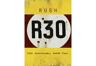 Rush - R30 - 30th Anniversary World Tour (DVD)