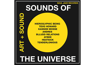 Various - Sounds Of The Universe - (CD)