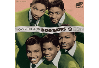 VARIOUS - Over The Top Doo Wops Vol.2-Don't Pull, Don't Pu [CD]