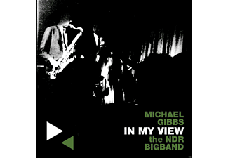 Gibbs Michael, The Ndr Big Band - In My View [CD]