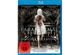 Paranormal Initiation - The Leroux Spirit Massacre - (Blu-ray)
