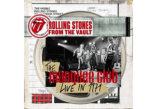 The Rolling Stones - From The Vault - The Marquee Club Live In 1971 (DVD + CD)