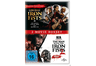 The Man with the Iron Fists / The Man with the Iron Fists 2 - (DVD)