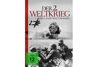 World War 2 - The whole World at War [DVD]