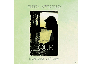 Albert Trio Sanz - O Que Sera - (CD)