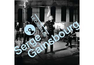 VARIOUS - Le Cinema De Serge Gainsbourg [CD]