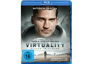 Virtuality - Killer im System - (Blu-ray)