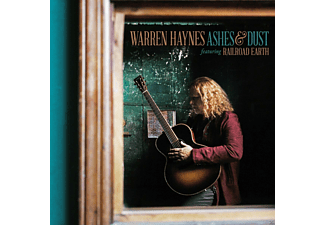 Warren Haynes, Railroad Earth - Ashes & Dust (Featuring Railroad Earth) Deluxe Ed. [CD]