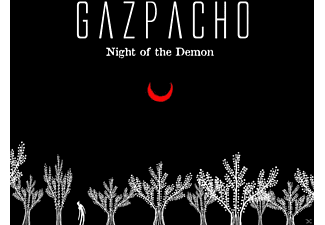 Gazpacho - Night Of The Demon - (CD + DVD)