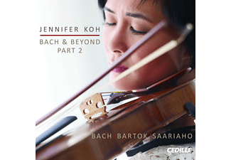 Jennifer Koh, VARIOUS - Bach & Beyond Part 2 [CD]