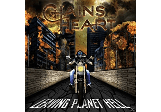 Chainsheart - Leaving Planet Hell [CD]
