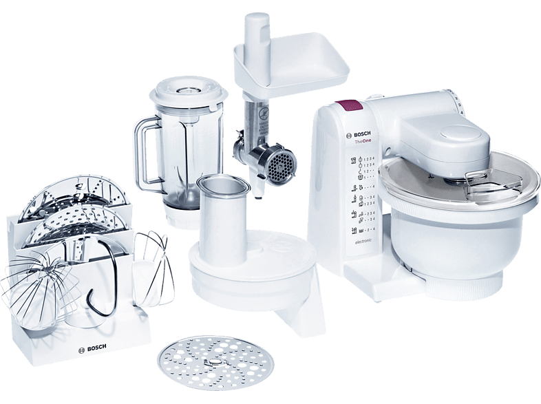 BOSCH Küchenmaschine MUM4657 Profimixx 46 - MediaMarkt