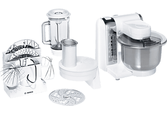 BOSCH MUM 48 CR 1 Küchenmaschine, 600 Watt in Weiß kaufen   SATURN