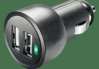 USB Dual Car Micro Charger 3A