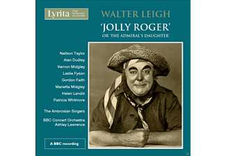 VARIOUS, Ambrosian Singers, BBC Concert Orchestra - Jolly Roger [CD]