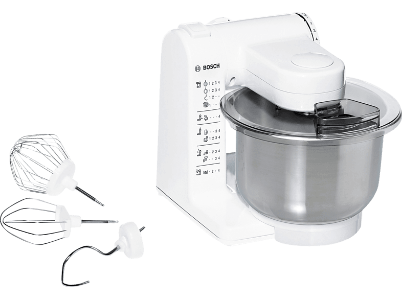 BOSCH Küchenmaschine MUM 4407 - MediaMarkt