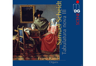Franz Raml - Tabulatura Nova Vol.3 - (CD)