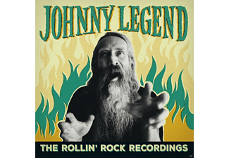 Johnny Legend - The Rollin' Rock Recordings [CD]