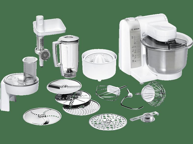 bosch küchenmaschine mum 48140 - mediamarkt