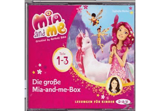 Die Grosse Mia-And-Me-Box - 3 CD - Kinder/Jugend