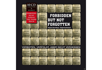 Various, Various Orchestras - Forbitten Not Forgotten - (CD)