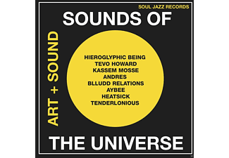 VARIOUS - Sounds Of The Universe(2) - (LP + Download)