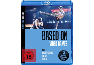 Based On: Video Games - (Blu-ray)