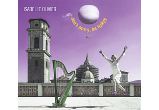 Isabelle Olivier - Don't Worry, Be Harpy [CD]