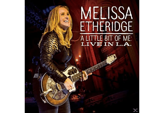 Melissa Etheridge - A Little Bit Of Me: Live In L.A - (CD)