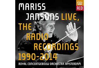 VARIOUS, Royal Concertgebouw Orchestra, Amsterdam,The - The Radio Recordings 1990-2014 - (CD + DVD Video)