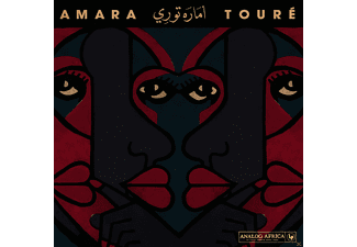 Amara Touré - Amara Toure - (CD)
