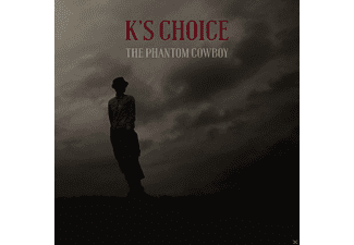 K's Choice - The Phantom Cowboy - (CD)