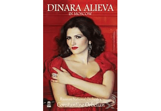 Dinara Alieva;Russian National Orchestra;Masters Of Choral Singing;The Grand Choir - Dinara Alieva In Moskau [DVD]
