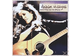 Anne Haigis - Good Day For The Blues - (CD)