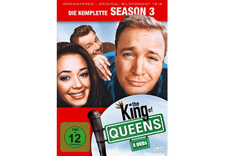 The King of Queens - Staffel 3 [DVD]