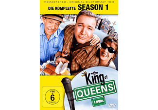 The King of Queens - Staffel 1 - (DVD)