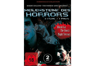 Meilensteine des Horrors [DVD]