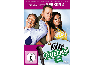 The King of Queens - Staffel 4 - (DVD)