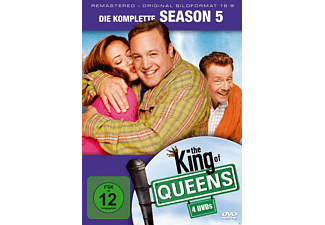The King of Queens - Staffel 5 - (DVD)