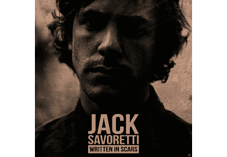 Jack Savoretti - Written In Scars (Jewel Case) - (CD)