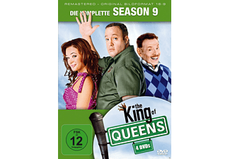 The King of Queens - Staffel 9 - (DVD)