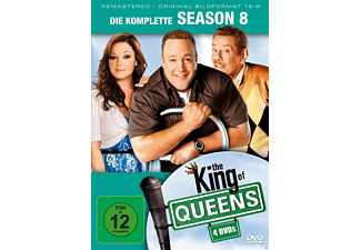 The King of Queens - Staffel 8 [DVD]