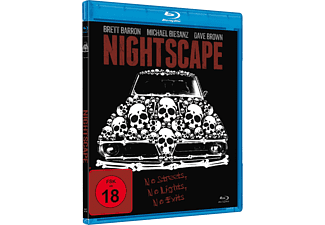 Nightscape - No Streets, No Lights, No Exits [Blu-ray]