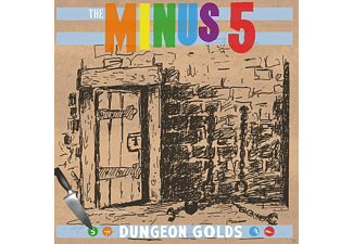 The Minus 5 - Dungeon Golds - (CD)