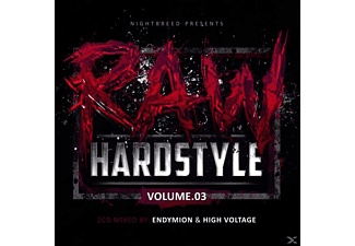 VARIOUS - Raw Hardstyle Vol.3 - (CD)